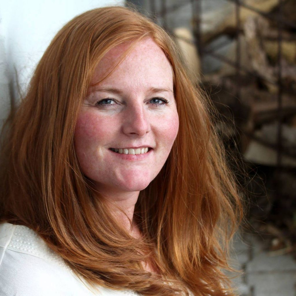 Psykoterapeut Sofie Cronegaard
